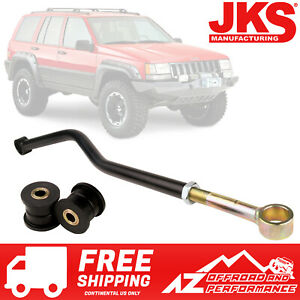 Jks Adjustable Rear Track Bar Fits 0 6 Lift 93 98 Jeep Grand Cherokee Zj