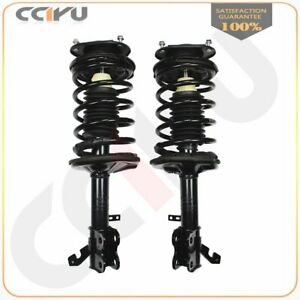 1993 2002 Toyota Corolla 2 Front Quick Complete Struts W Coil Springs
