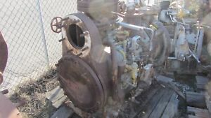 Coffin Boiler Feed Pump 818gpm 2749 tdh 55 npsh Req