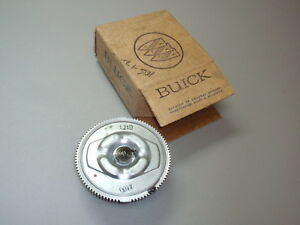 Nos 1964 Buick Engine Fan Clutch Lesabre 64 Gm 1362631 With A c Nailhead Cooling