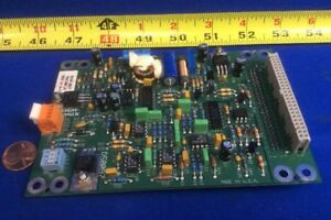 Avery Weigh tronix 50097 0017 Analog Output Card