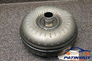2012 Nissan Nv 2500 High Roof Automatic Transmission Torque Converter Nv2500 12