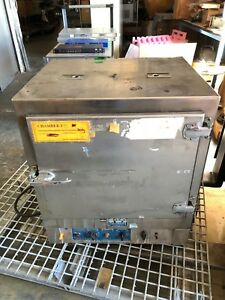 Blue M 38 c 288 c Furnace Lab Heating Bake Powder Oven 110v Ac Model 0v18s