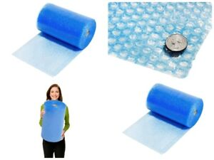 Bubble Wrap 24 Wide 100ft Long 3 16 Small Bubbles Shipping Roll Perforate Tax0
