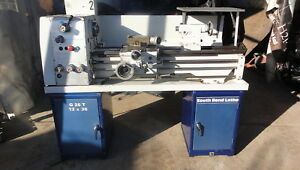 Southbend Metal Lathe 13x36 Metric And Inch Thread Cutting Excellent