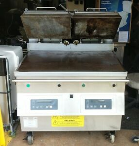 Garland Griddle Electric Flat Top Commercial Grill Auto Press 38 3ph Mcdonalds