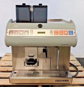 Rancilio Orbita Cts2 230v 1ph Italian Italy Two Cup Espresso Expresso Machine