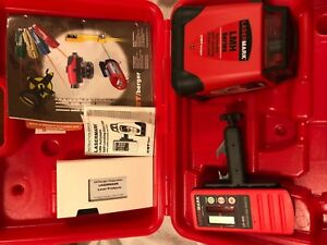 Cst berger Lasermark 57 lmh Self leveling Rotary Laser With Ld 400 Detector