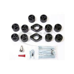 Daystar Pa992 Body Mount Bushings Kit 2 Lift For 2007 2011 Jeep Wrangler Jk