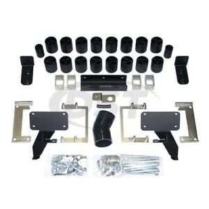Daystar Pa70103 Body Mount Bushings Kit 3 Lift For 2011 2014 Ford F150 2wd 4wd