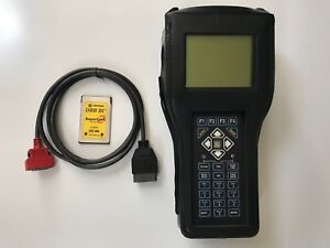 Chrysler Drb Iii Drb 3 Diagnostic Scanner Oem Dealer Tool Package Drb3 Drbiii