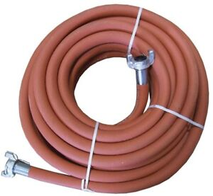 Jackhammer 3 4 In X 50 Ft 250 Psi Air Hose Outdoor Power Equipment Parts New