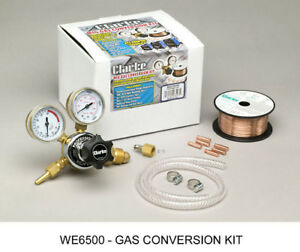 Clarke Craftsman Mig Welder Welding Gas Conversion Regulator Kit New