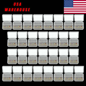 30pack Dental Rotary Universal Engine Root Canal Niti Files 25mm 6sizes Usasale2