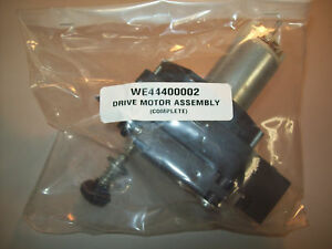 Clarke Wire Feeder Drive Motor Assembly We44400002 Welder Parts