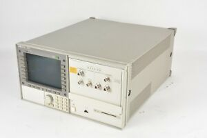 Hp Agilent 70422a 18ghz Microwave Downconverter 70004a Display 70000 Rf Mms