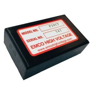 Emco F30ct High Voltage Power Supply Module 3kv 3 000 Volts