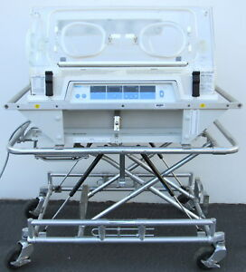 Air Shields Hill Rom Ti500 Neonatal Infant Transport Incubator drager Isolette