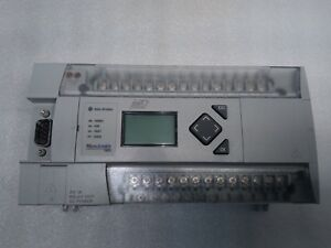 Micrologix 1400 20 24vdc In 12 rly Out 2 232 Eth 120vac