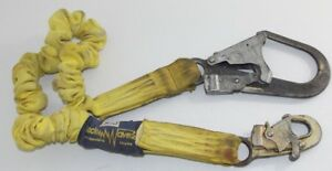 Dbi Sala Shockwave 2 Shock Absorbing Lanyard 1244321 6ft