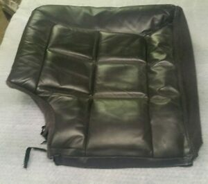 Backrest Jeep Grand Cherokee Passenger Rear Seat Cover Leather 1996 1997 1998
