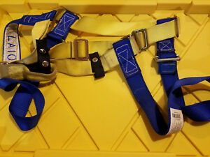 Gemtor 541nycl Fdny Personal Safety Class ii Harness Left Opening