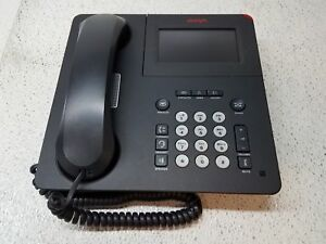 Avaya 9621g Color Touchscreen Business Office Phone W Handset Missing Stand