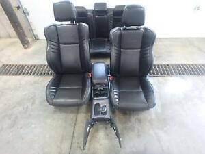 15 16 17 18 Dodge Charger Hellcat Front Rear Seat Console Seat Set