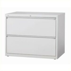 Scranton Co 2 Drawer Lateral File Cabinet In Gray