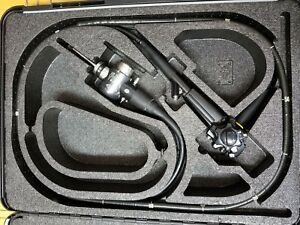 Olympus Cf 140l Colonoscope W Case