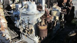 Byron Jackson Main Boiler Feed Pump 460gpm 1460psi At 246 f 4 stage 5x6x8