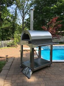 Ilfornino Professional Plus Wood Fired Pizza Oven