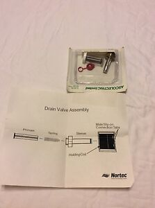 Nortec Ascolectric Limited Kit 106095 Bull 106093 002 Serial 166844 001