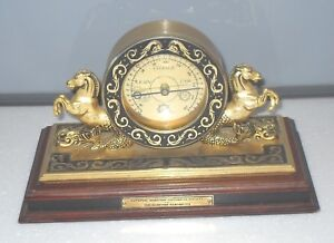 Vintage National Maritime Historical Society The Maritime Barometer Nautical