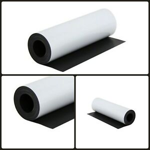 Super Strong Heavy Duty Flexible Material Vinyl Sign Magnetic 24 x10 Feet 30mil