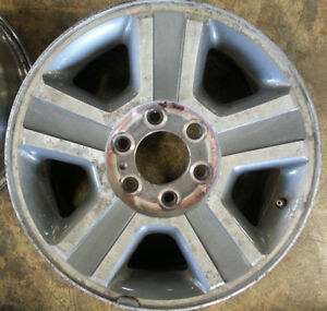 17 Inch 2004 2005 2006 2007 2008 Ford F 150 Oem Alloy Wheel Rim 3554 C 17x7 5
