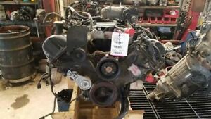 Engine Assembly 4 6l Fits 2006 Crown Victoria 445760