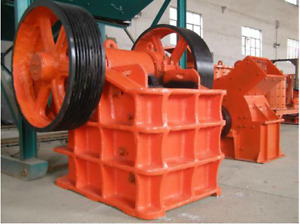 New Pe400 X 600 Universal Jaw Crusher With 40hp Diesel Engine Shipped By Sea