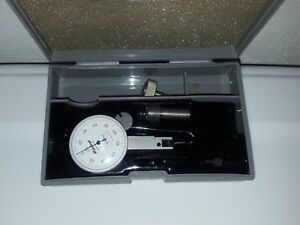 Mitutoyo 513 205e 002 02 Dial Test Indicator