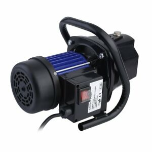 Water Booster Pump 1200w 1 Shallow Home Garden Irrigation 1000gph Draining Bb
