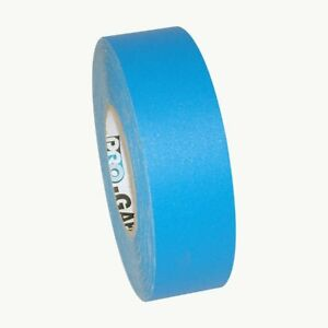 Pro Tapes Pro gaff eblu255 Pro gaff Gaffers Tape 2 X 55 Yd Electric Blue