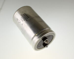 Sprague 20000uf 25v Large Can Electrolytic Capacitor Ce71c203f
