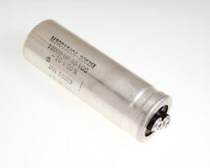 Sprague 12000uf 15v Large Can Electrolytic Capacitor M39018 04 2052m