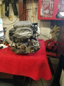 Chevy Pontiac 350 L98 Tpi Tuned Port Injection Intake Manifold Plenum Runners