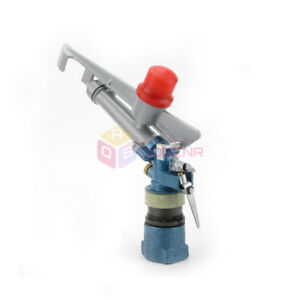 1 5 Alloy Full Circle Impact Sprinkler Gun Watering Irrigation Head Gun System