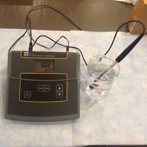 Ysi 3100 Bench Top Conductivity Meter With 3256 Cell