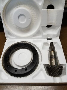 Yukon Gear Jk Rubicon Dana 44 Rev Front 4 11 Thick Ring Pinion Ygd44rs 411rub