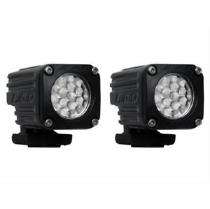 Rigid Industries 20541 Ignite Surface Mount White Led Diffused Backup Light Pair
