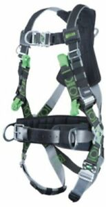 Miller Revolution Full Body Safety Harness With Suspension Loop