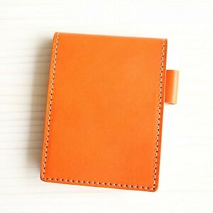Blanccouture Blanc Couture Rhodia Leather Rhodia Cover No 11 Size Mediter P o